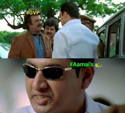 GVP Praksh troll Ajith fans on twitter