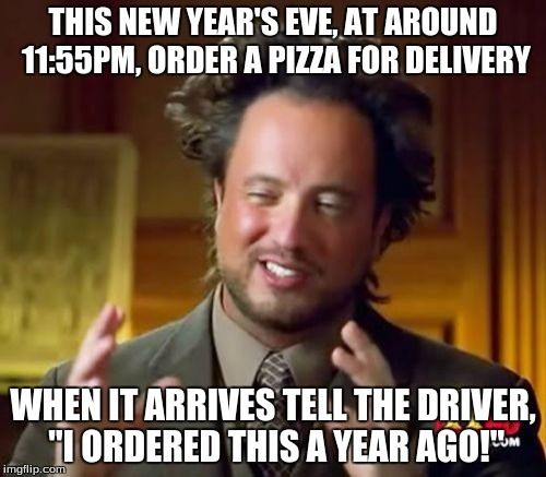 New year eve memes