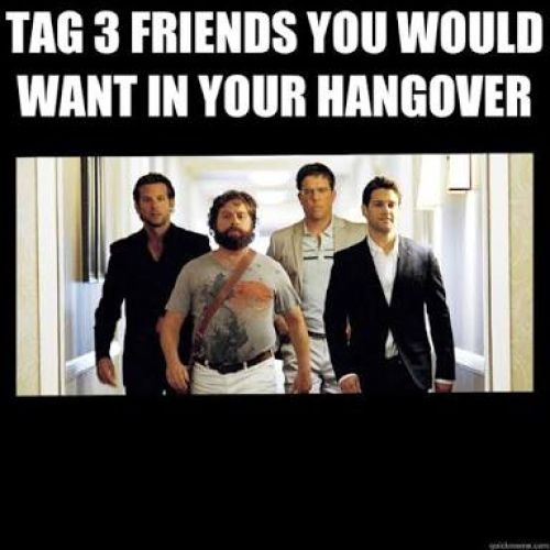 Tag 3 hangover friends