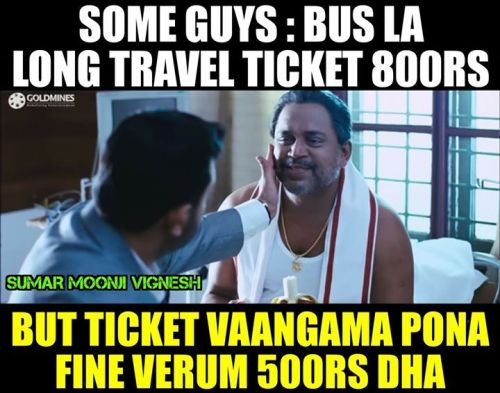 TN bus ticket price hike trolls