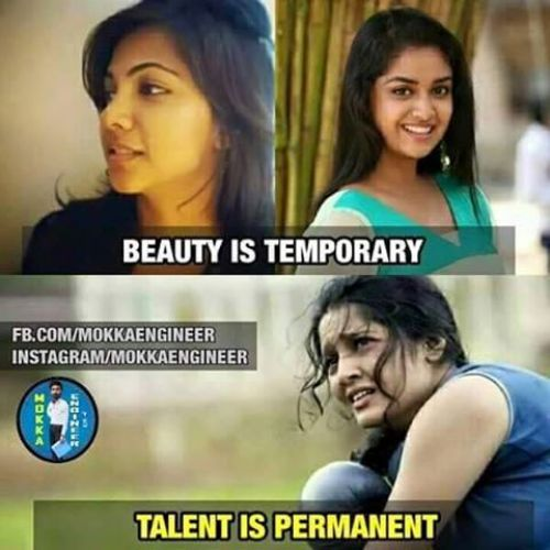 Ritika Singh better than celine and keerthu suresh