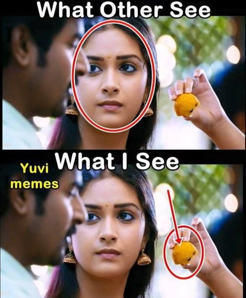 Keerthy suresh funny expressions memes