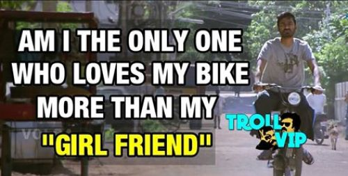 VIP movie bike pic memes